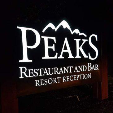 Peaks Restaurant at The Sebel Pinnacle Valley Resort