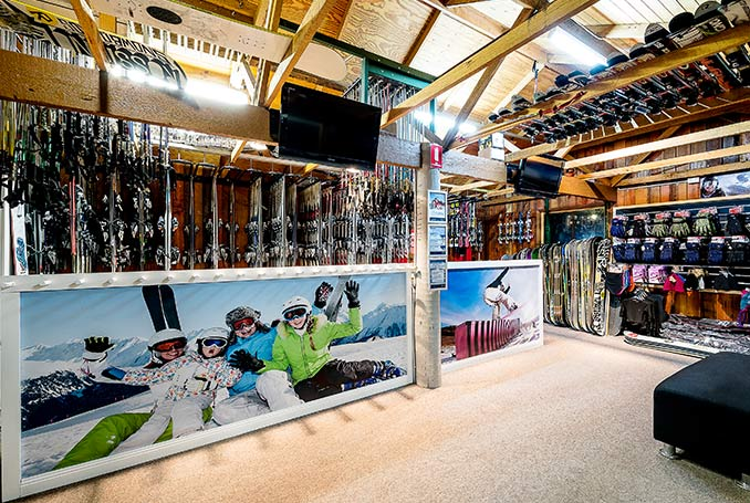 The Sebel Pinnacle Valley Resort, Ski Hire Available